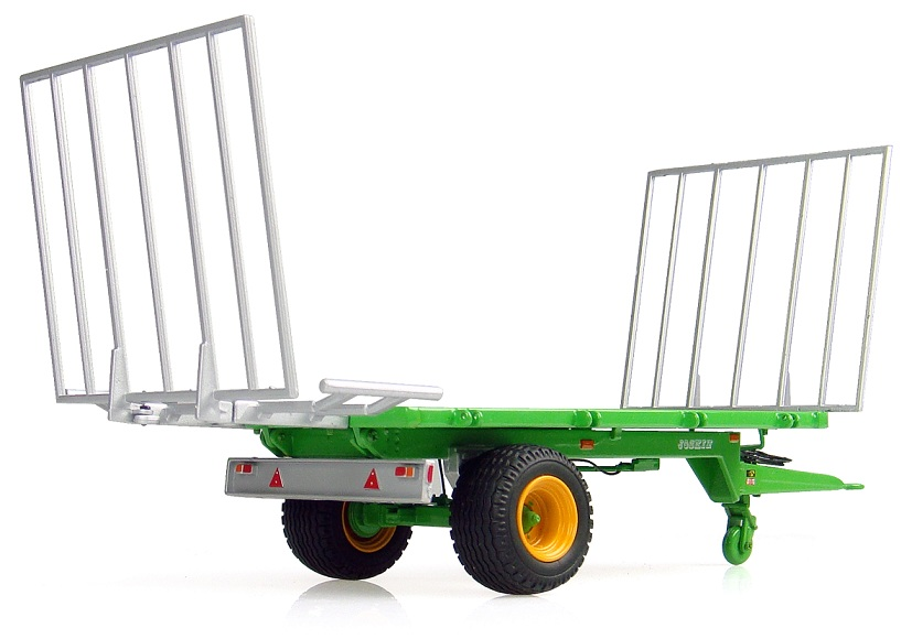 Joskin Trans-Ex 5T with Hayrack