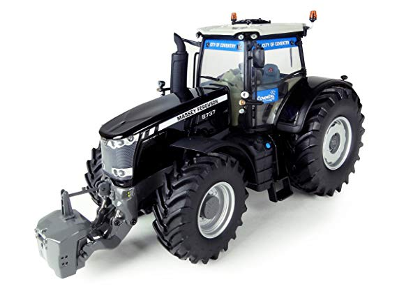 Massey Ferguson 8737 Black Edition - Limited Edition