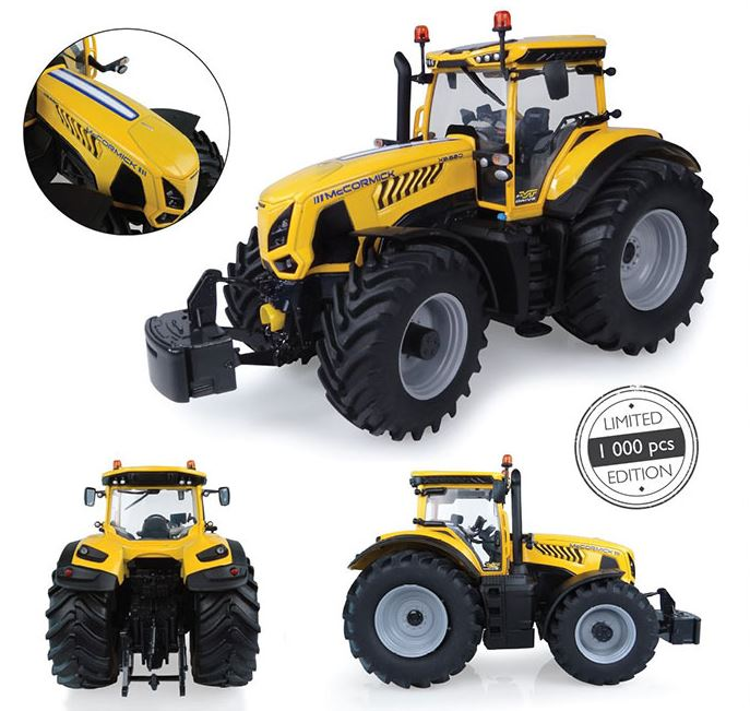 McCormick X8.680 VT-Drive Yellow Version - Limited Edition