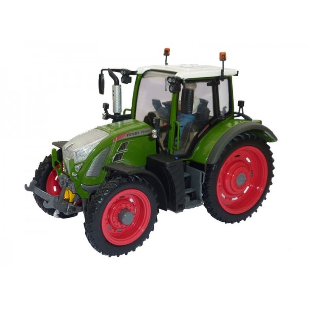 Fendt 724 Vario Row Crop Design Line - Limited Edition
