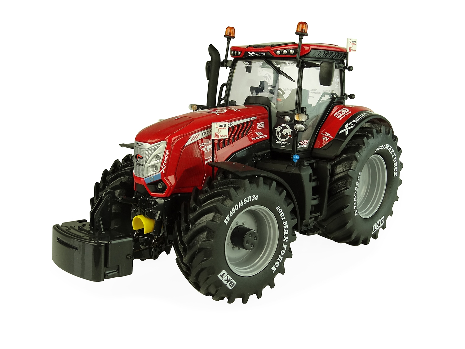 McCormick X8 XTractor South Africa 2018 version - Limited Edition