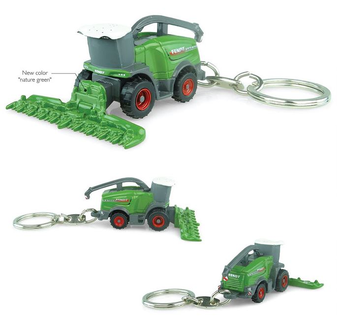 Fendt Katana Nature Green - Keyring