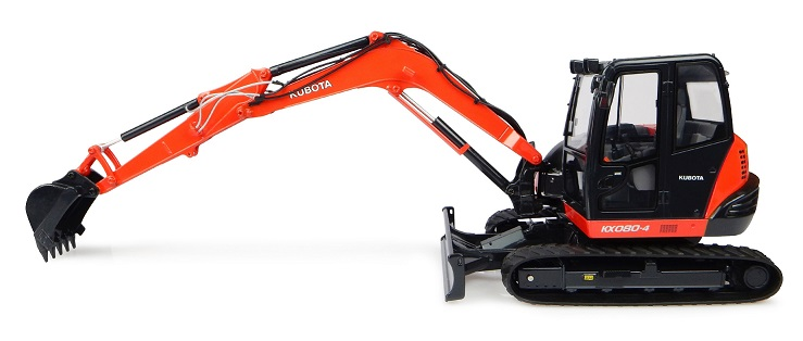 Kubota KX080-4 US-version