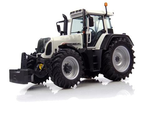 Fendt 820 Vario White Limited Edition