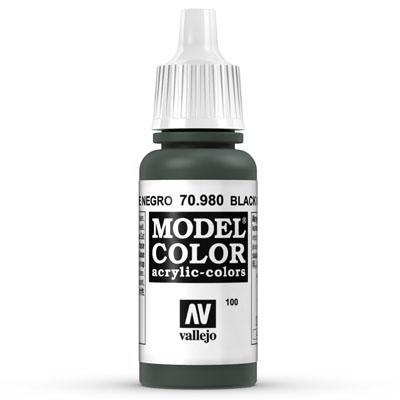MODEL COLOR BLACK GREEN