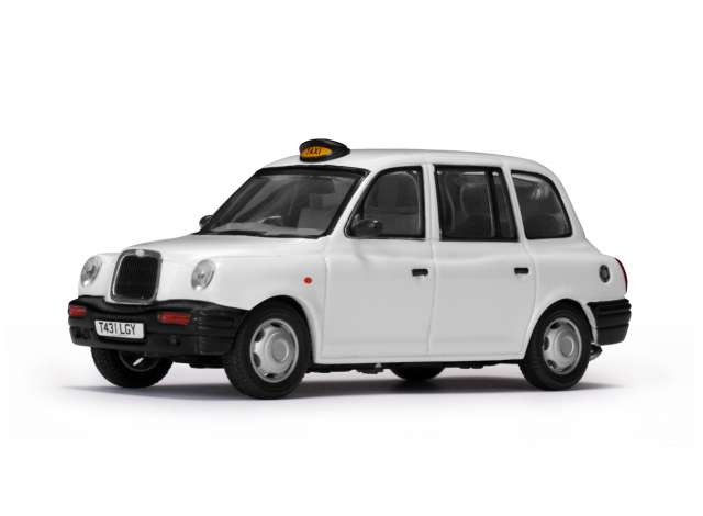 TX1 London Taxi 1998 Wit