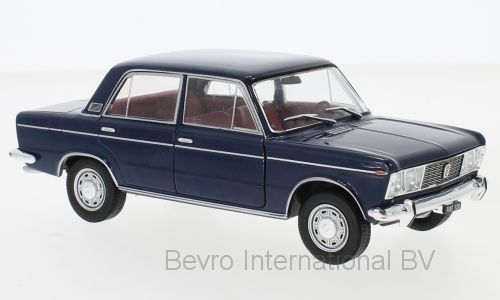 Fiat 125 Special 1970 Donkerblauw - 1:24