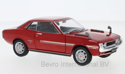 Toyota Celica GT Rood - 1:24