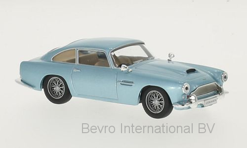 Aston Martin DB4 1958 Blauw Metallic