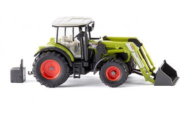 Claas Arion 630 mit Frontlader 1:87