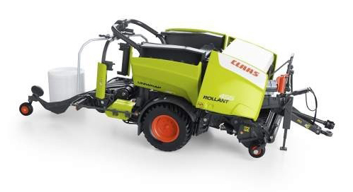 Claas Uniwrap Rollant 455 - WIKING