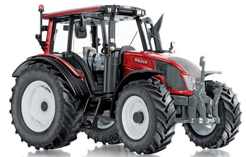 Valtra N143 HT Rood - WIKING