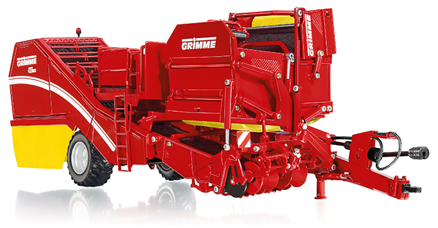 Grimme SE260 Bunkerrooier - WIKING