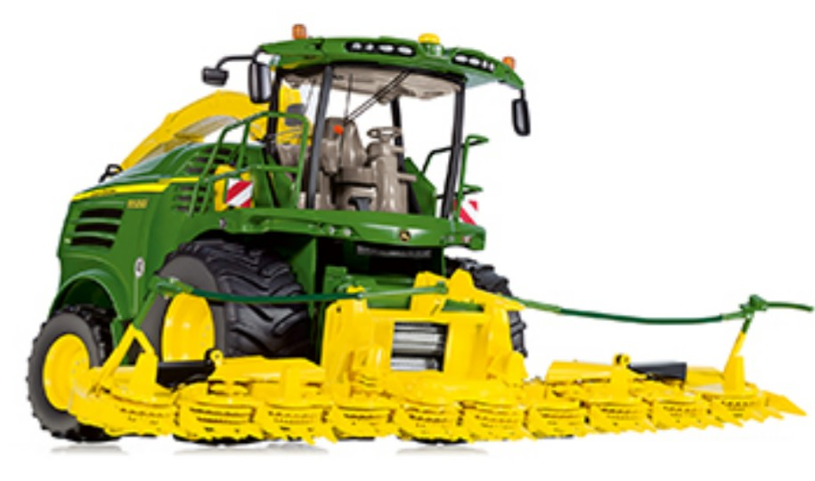 John Deere 8500i Forage Harvester - WIKING